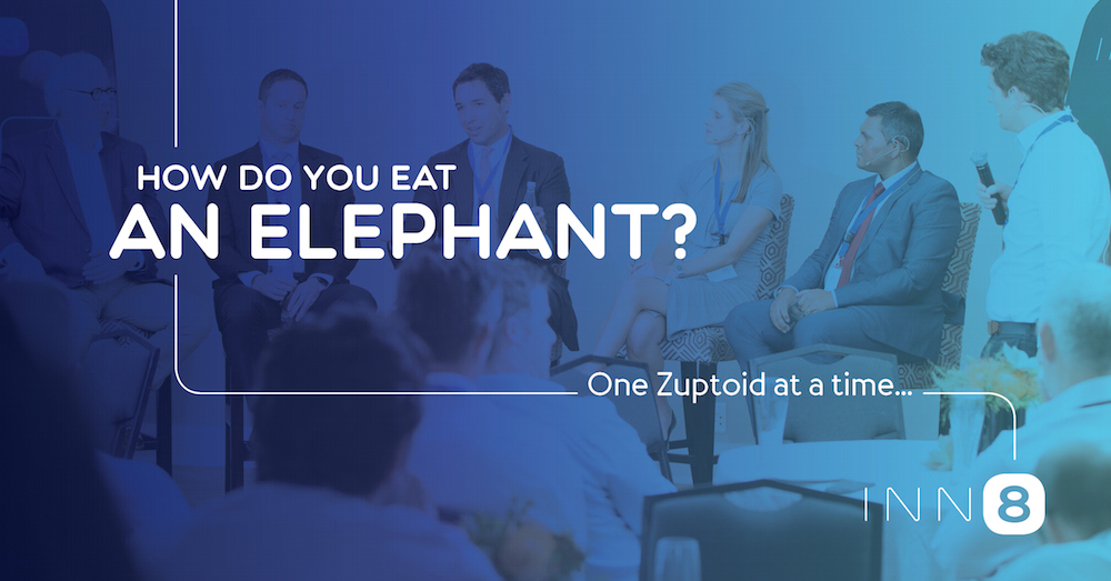 How Do You Eat An Elephant? One Zuptoid At A Time…
