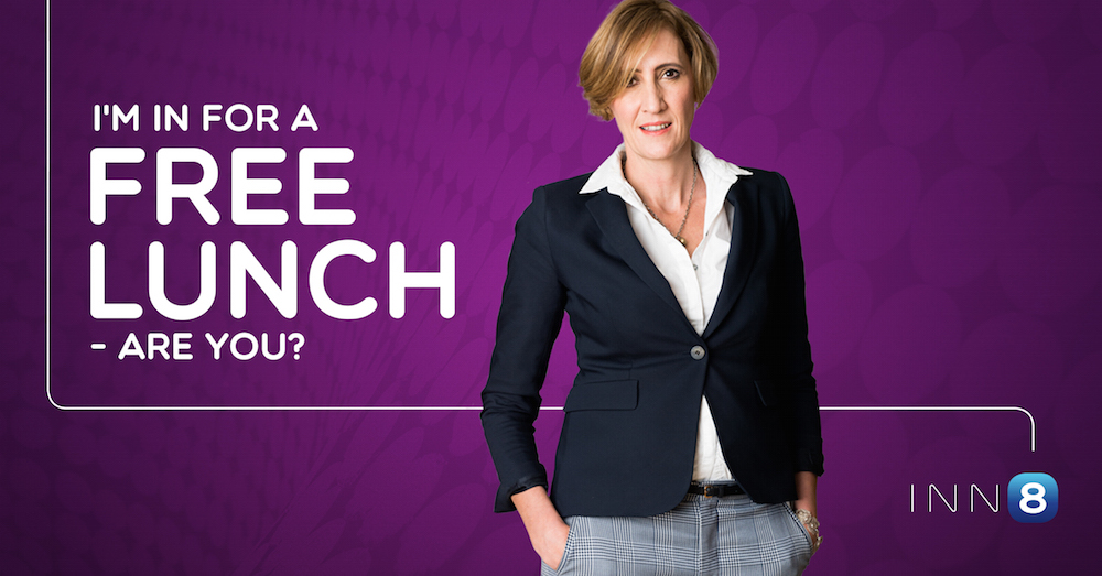 I'm In For A Free Lunch – Are You?