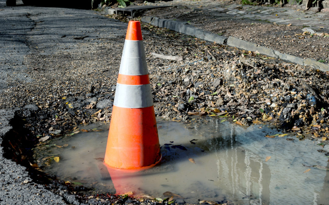 Gavin Moffat's 5 Tips for Spotting the Potholes as a Business Owner